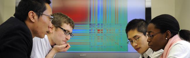 bioinformatics research